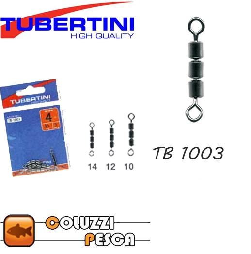 Girella Tripla a Barilotto Rolling Tubertini TB 1003