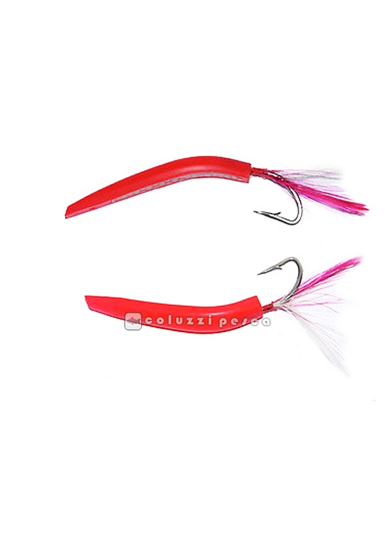 Artificiale Unghietta Camor Mini Troll 5 cm Rosso