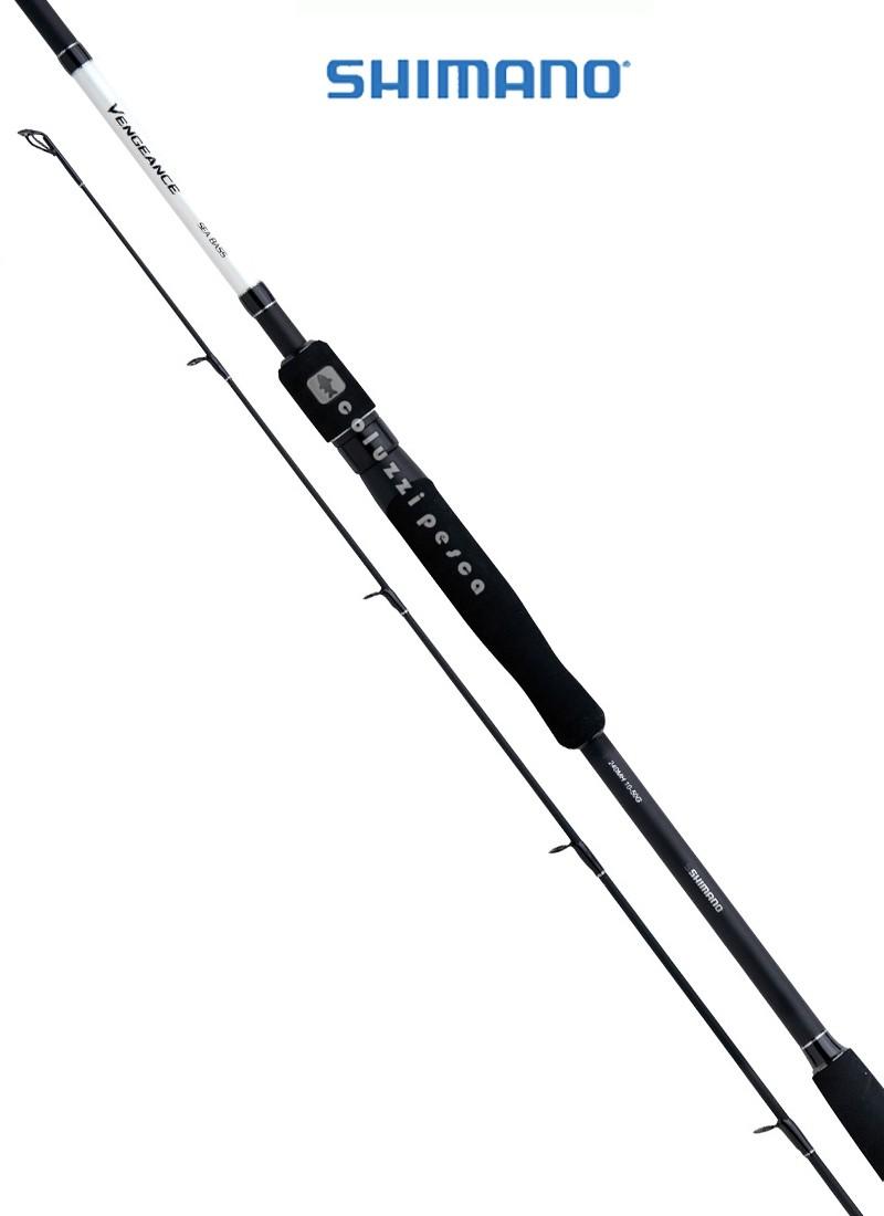Canna Shimano Vengeance CX Sea Bass 210 g 7-35