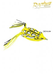 Artificiale Rapture Dancer Frog 5.5 cm 14 g Yellow