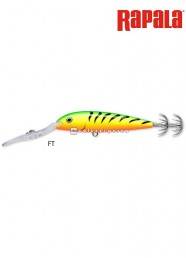 Totanara Rapala Squid Deep DSQ 9 cm FT