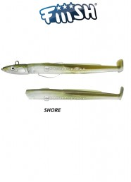 Fiiish Black Eel Combo n 3 Kaki Shore 20 g