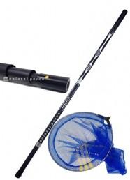 Combo Guadino Catch Pole 3 m + Testa Tonda