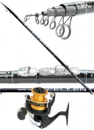 Combo Bolognese Excellent 7 m+Shimano FX 2000