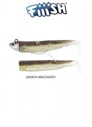 Fiiish Combo Black Minnow 70 mm N 1 g 4.5 Macchiato