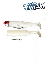 Fiiish Combo Black Minnow 120 mm N 3 12 g Blanc