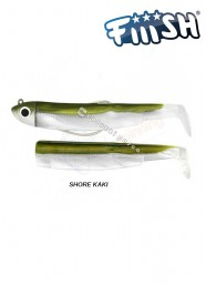 Fiiish Combo Black Minnow 90 mm N 2 g 5 Kaki
