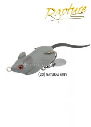 Artificiale Rapture Dancer Mouse 16 g Natural Grey