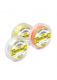 Filo Conico Asso Tapered Shock Leaders 5x15 m Giallo