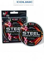 Filo Colmic NX80 Steel Resistance 150 m
