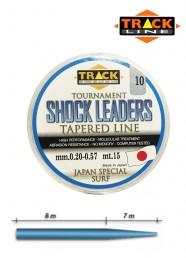 Filo Conico Track Line Shock Leader 15x10