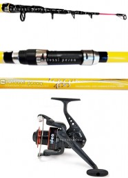 Combo Surf Casting Icarus 120 g+Vigor Idea 60