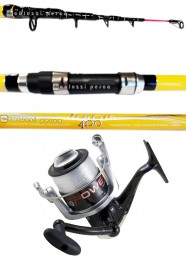 Combo Surf Casting Icarus 120 g+Vigor Power 70