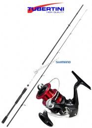Combo Spinning Intense Pro 240 g 20-40+Sienna 4000 FG