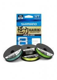 Trecciato Shimano Kairiki 8 Mantis Green 300 m