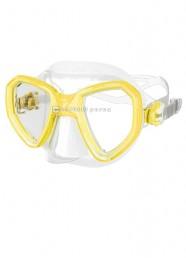 Maschera Sub Salvimar Fluid Morpheus Yellow