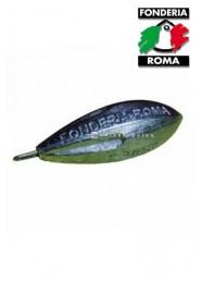 Piombo Fonderia Roma C Bomb Anello Inox