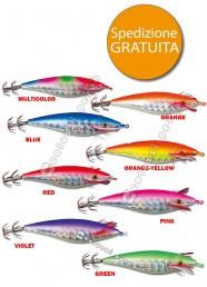 Stock Totanara Riflettente Holo Squid Diki Diki 100 pezzi Offerta