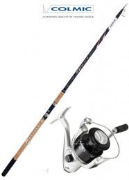 Combo All Rounder Salex 420+Mitchell MX1 FD 4000