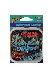 Fluorocarbon Falcon Super Hard Carbon 50 m