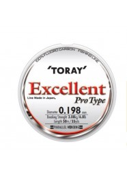 Filo Fluorocarbon Toray Excellent 50 m