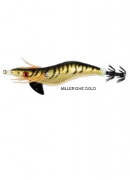 Totanara Ferrari Black Edition Squid Jig Millerighe Gold