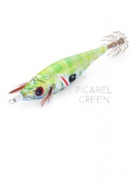 Totanara DTD Wounded Fish Bukva Col Picarel Green