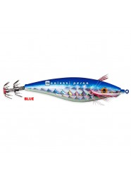 Totanara Holo Squid Diki Diki 3.0 - 9 cm Blue