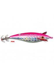 Totanara Holo Squid Diki Diki  3.0 - 9 cm Pink
