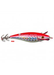 Totanara Holo Squid Diki Diki 3.0 - 9 cm Red