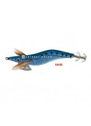Totanara Shock Squid Jig 3.5 - 10.5 cm Col LN 21
