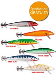 Stock Totanara Squid Troll 12 pezzi Offerta