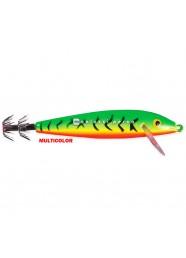 Totanara Squid Troll 10 cm Mis 3.0 Multicolor