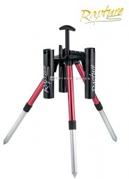 Tripode Rapture Area Rod Stand