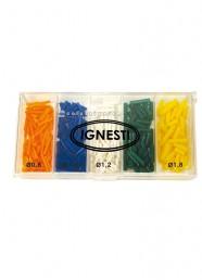 Guaina PVC Pre Tagliata Colorata per Galleggianti
