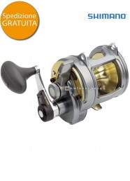 Mulinello Shimano Tyrnos 20 LB 2 Speed