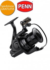 Mulinello Penn Affinity II Black 7000