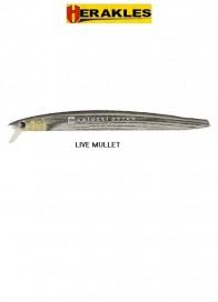 Artificiale Herakles Long John 187 F Live Mullet