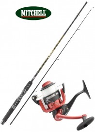 Combo Spinning Mitchell Catch 180 g 4-15+Merengue 4000