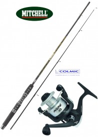 Combo Spinning Mitchell Catch 180 g 4-15+Mork 4000