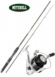 Combo Spinning Mitchell Catch 180 g 4-15+MX1 FD 4000
