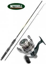Combo Spinning Mitchell Catch 180 g 4-15+Raptor FD 4000