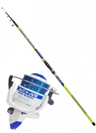Combo Surf Casting Star Cast 130 g+Achab SW 6000