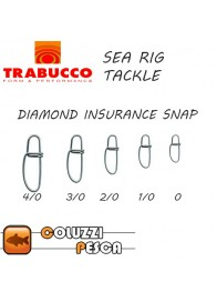Moschettone Trabucco Diamond Insurance Snap Art 10078000