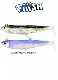 Fiiish Doppio Combo Black Minnow 120 mm N 3 18 g Mojito Rainbow