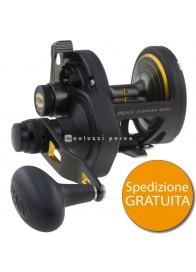 Mulinello Penn Fathom Lever Drag 2 Speed 15 LB