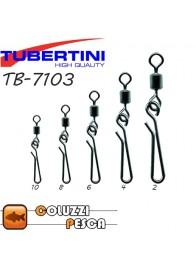 Girella con Moschettone Attacco Rapido TB7103