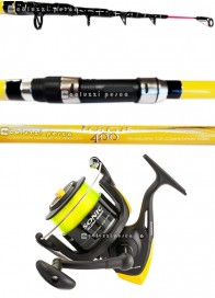 Combo Surf Icarus Surf 120 g+Sonic XS Surf 8000