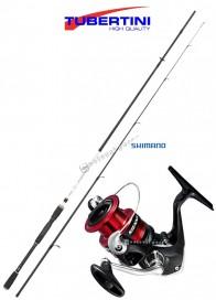 Combo Spinning Intense Pro 240 g 5-20+Sienna 4000 FG