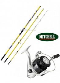 Combo Surf Casting Reflexion 250 g+Mitchell MX1 FD 7000